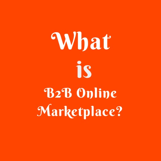What is B2B Online Marketplace