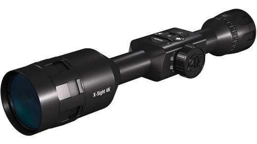 ATN X-SIGHT 4K PRO EDITION 3-14X SMART HD DAY/NIGHT RIFLESCOPE