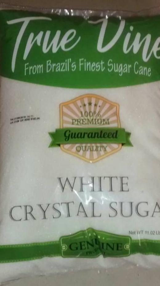 IC 45 Refined White Sugar