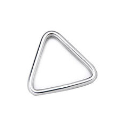Stainless Steel Triangle Rings