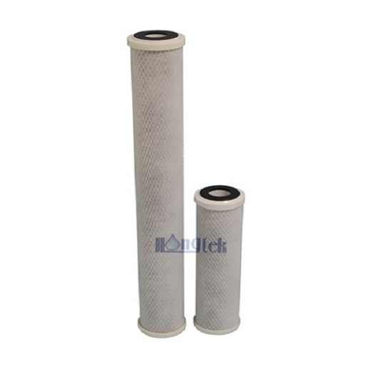 CTO Series Extruded Carbon Block Filters
