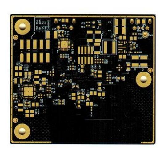 Ro4350B+IT180 Ceramic Hybrid High Frequency PCB