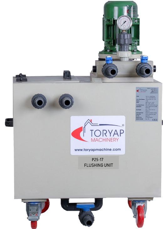 TORYAP INDUSTRIAL DESCALING PUMP P25-17