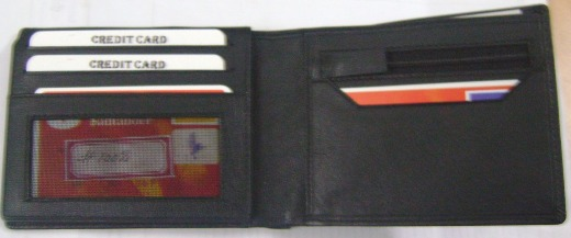 LEATHER WALLETS, PURSE