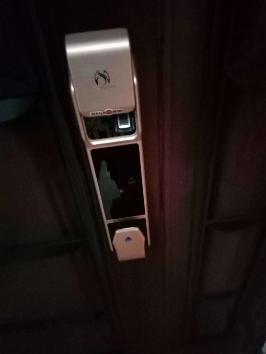 Smart lock, security door,