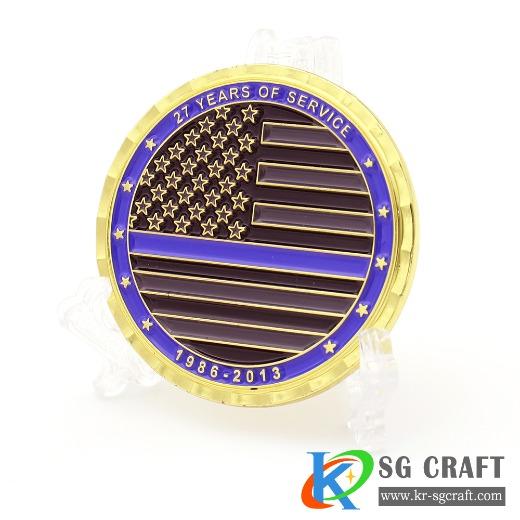Unbeatable Price Challenge Coins
