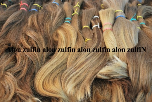 Unprocessed 100% pure virgin human hair bulk,wholesale brazilian and European hair for wig making, 14-30 inches long