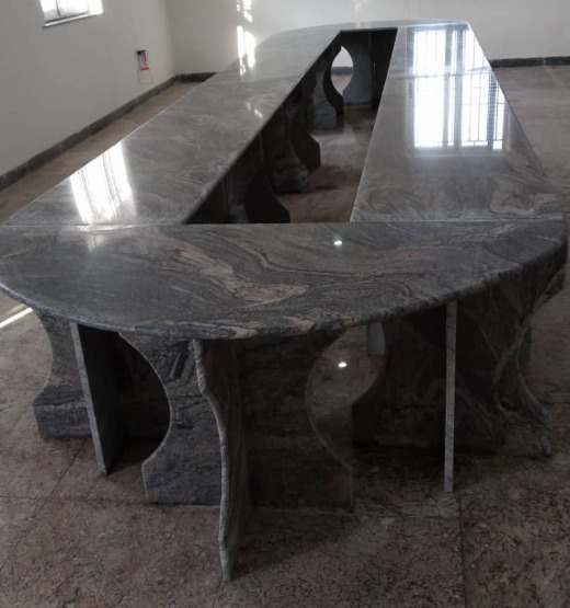 Granite/Marble Conference Table