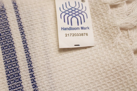YAAZH Handloomed Cotton Towel
