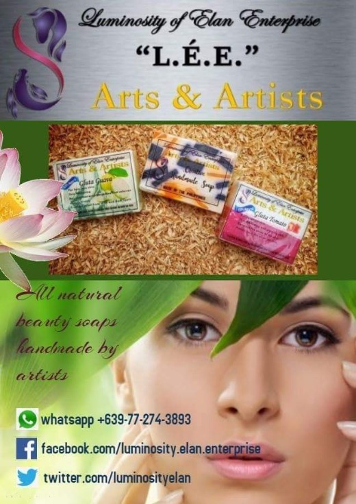 Arts & Artists Creative Handmade (Organic) Soaps