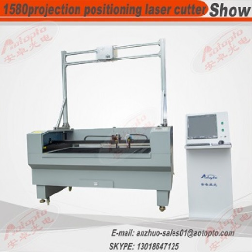 projection positioning cutting machine