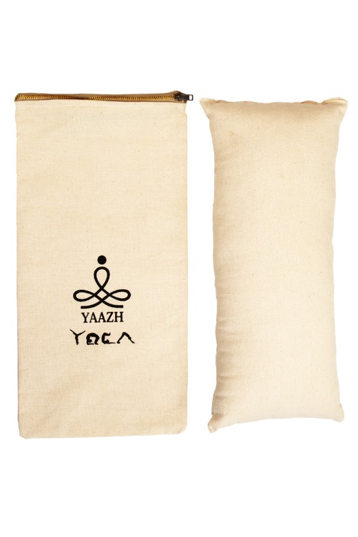 AVIDYA - Silk Cotton Knee Pillow