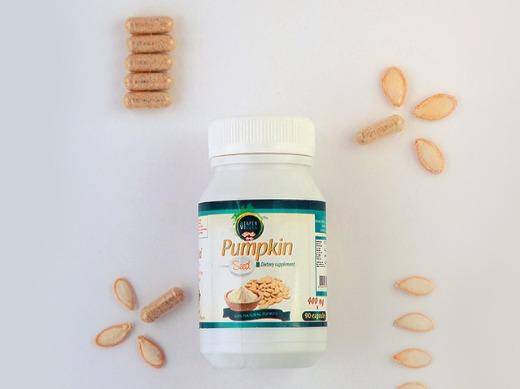 pumkin seeds  food supplement