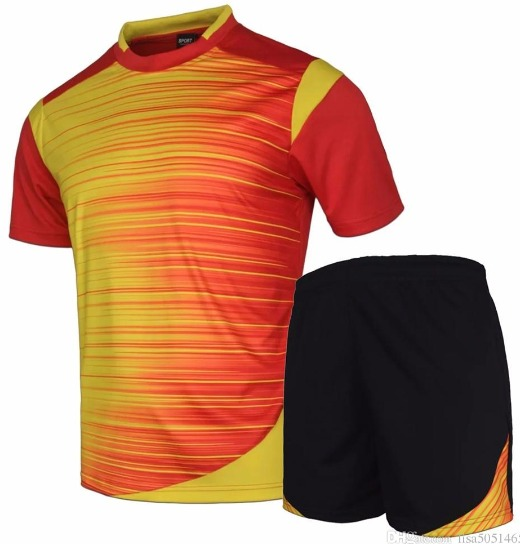 Supply 'Soccer Uniforms'