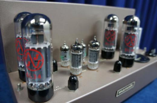 Marantz MODEL 8BK Tube Amplifier