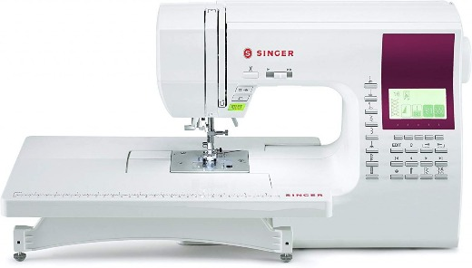 Singer 8060 Computerized Sewing and Quilting Machine
