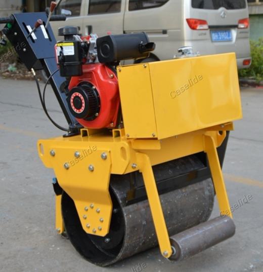walk behind road roller Single drum small roller manufacturer