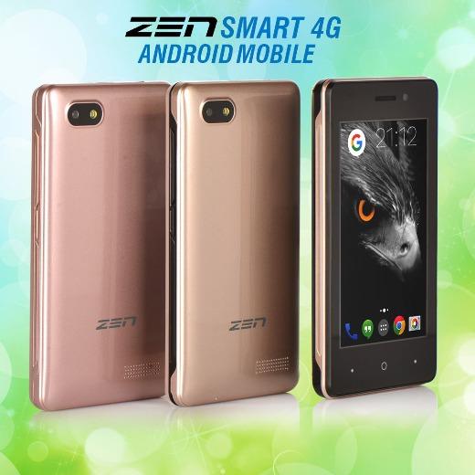 Zen smart Phones | 4G + 4G