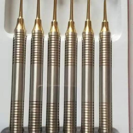 Dental scalars