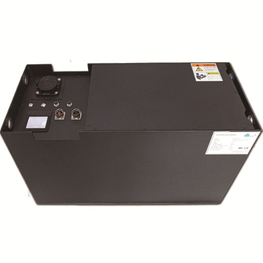 48V300AH Lithium Iron Phosphate Battery Large Capacity Lithium Battery For Electric Forklift