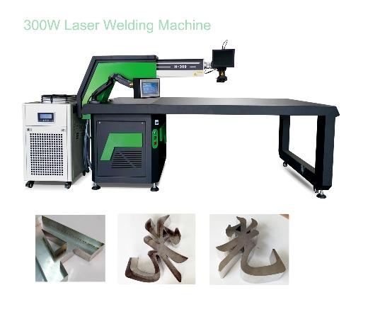 Laser Welding Machine for Signage