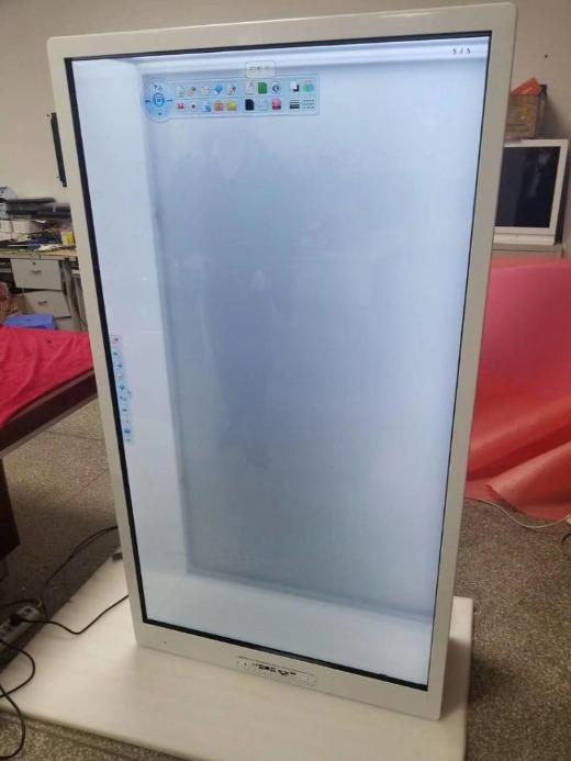 High end luxury shops/ musium/ exhibition transparent screen showcase Digital signage displays
