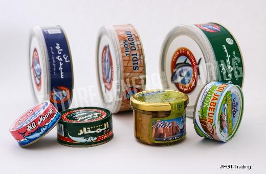 Canned Tuna and Sardine