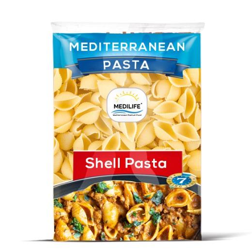 Shell Pasta, Mediterranean pasta, Pasta shells
