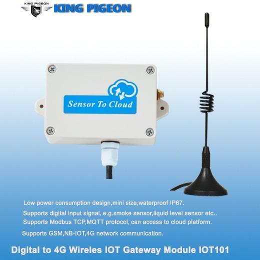 Wireless DIN IoT Module