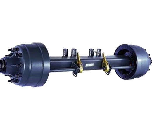 Low Factory Price Used Truck Trailer 18T heavy duty axle