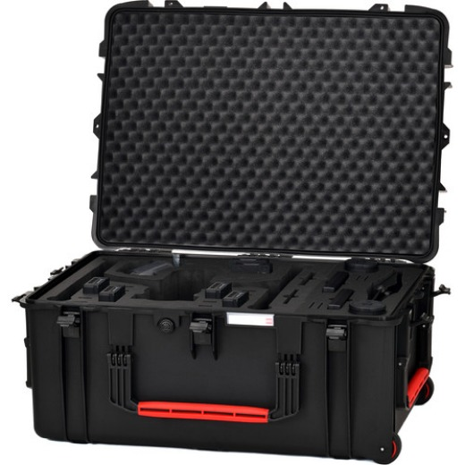 DJI Inspire 2 Premium Combo Bundle With Zenmuse X5S And Hard Case