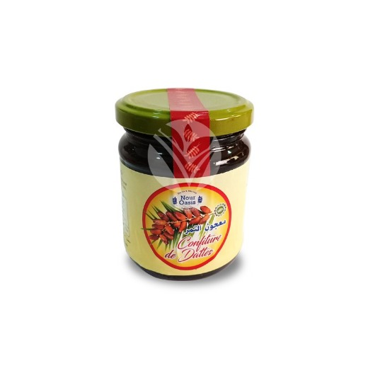 Organic Dates Jam and Syrup