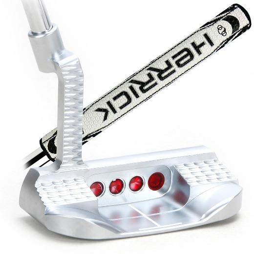 Golf Club Putter Men Right 33 34 35 Inch PU Golf Grips