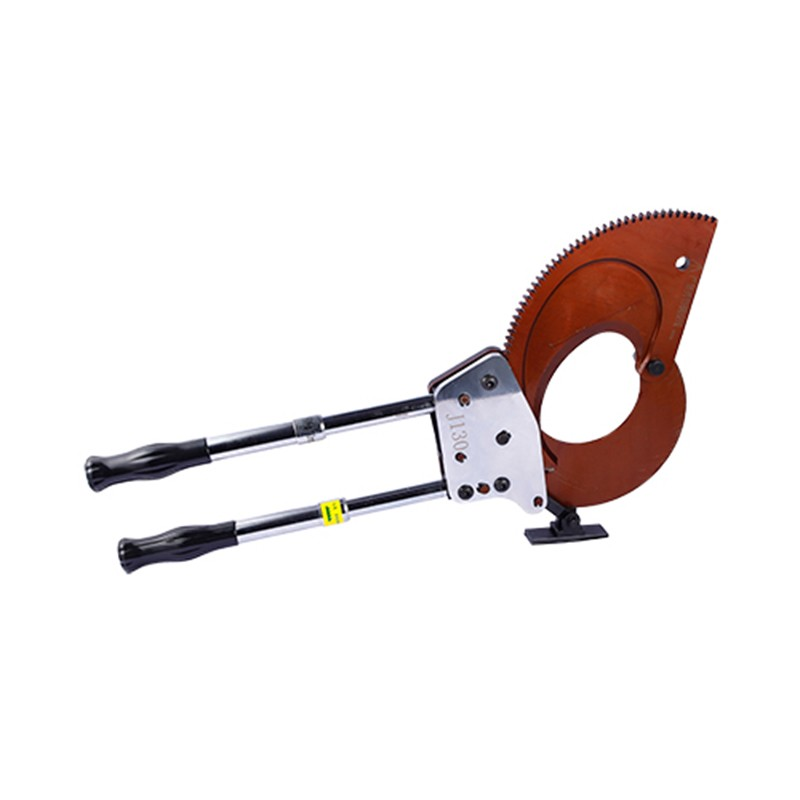 Ratchet type cable clippers gear type cable scissors clippers cable clippers hydraulic cable scissors winch pliers