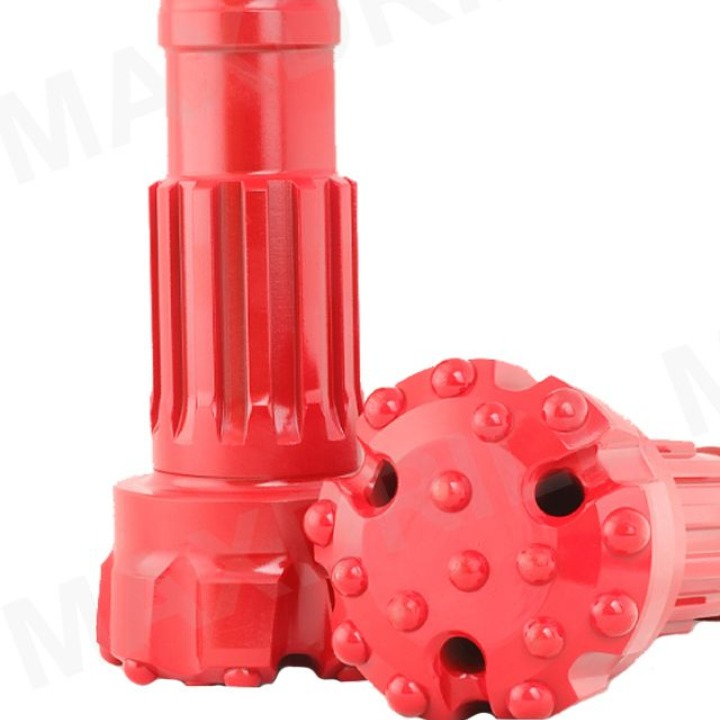 Maxdrill china factory down the hole hammer COP32 bit concave face 85mm for water well