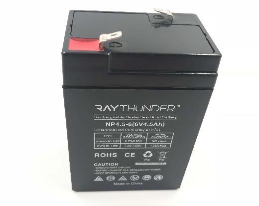 6v 4 ah  lead acid battery