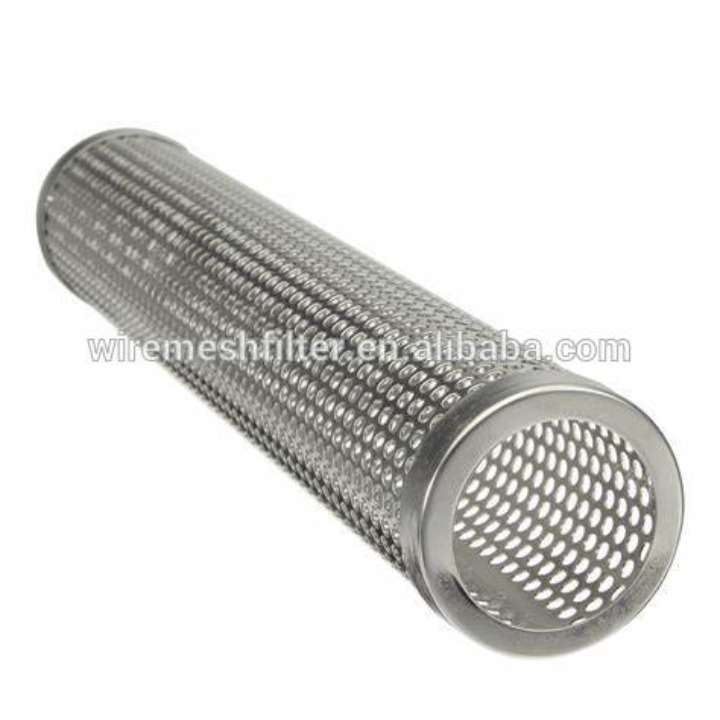Ultra fine hot or cold smoking generator stainless steel pellet tube smoker set