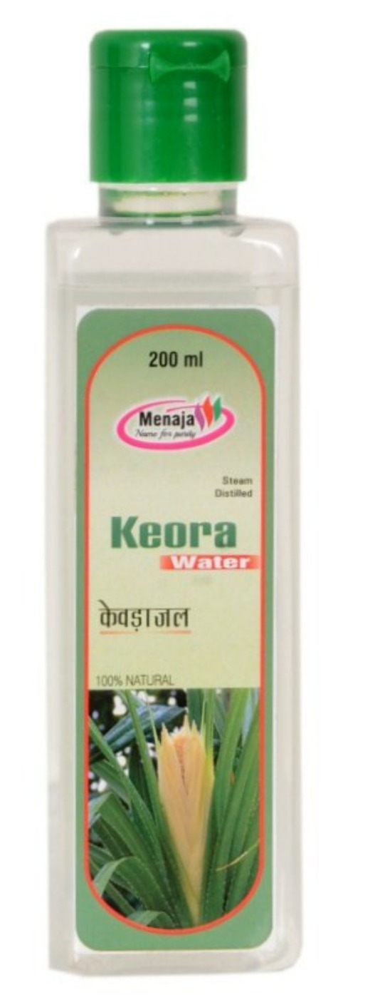 Menaja Natural Kewra Water 200 ml