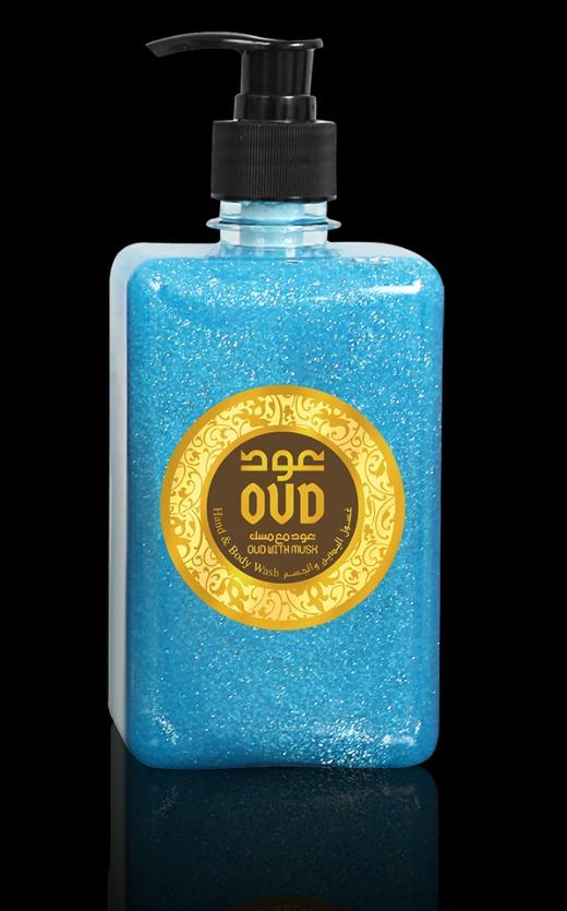 Oud Hand & Body wash