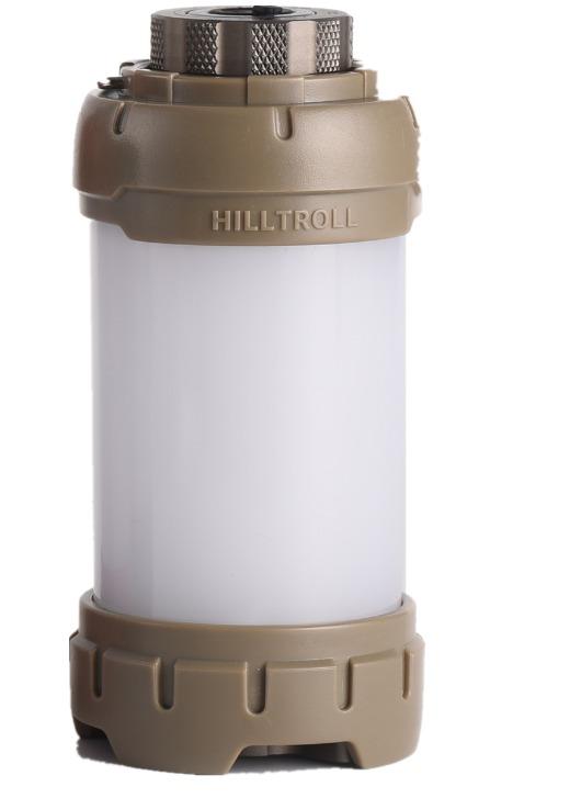 HILLTROLL ® CL1 CAMPING LANTERN