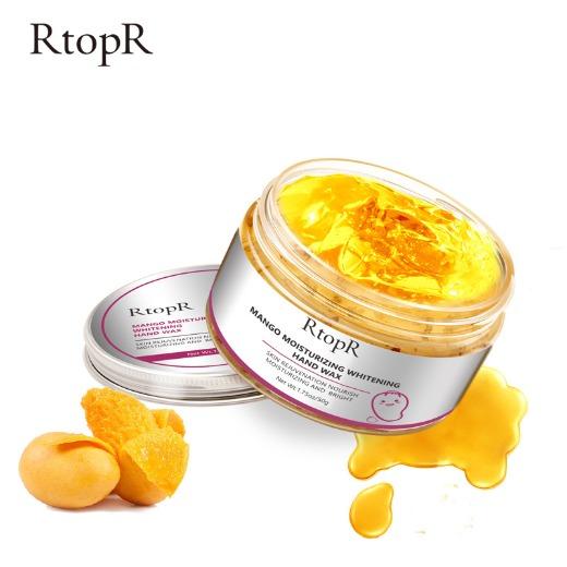 RtopR Mango Moisturizing Whitening Hand Wax, wholesale ,new