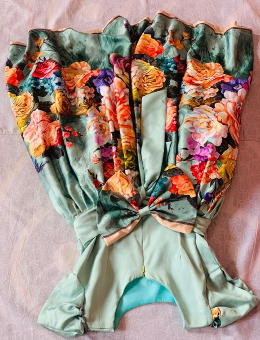 Flowerie Gown