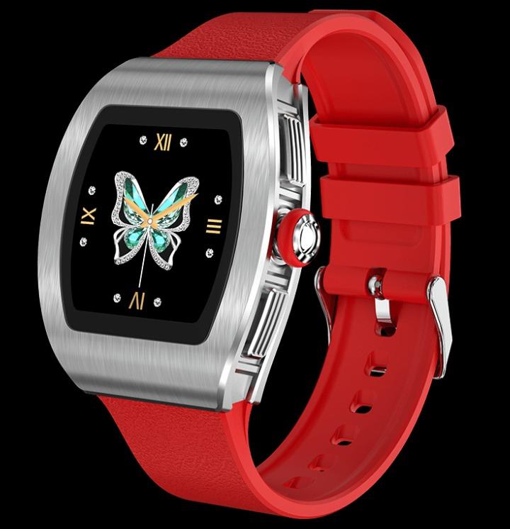 Fashion New M13 1.22 inch Smart Watch IP68 Waterproof Heart Rate Monitor Sport Smartwatch