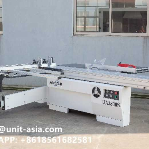 wood cutting machine precision sliding Table saw