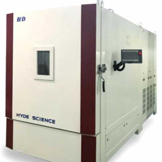 High low temperature/ low air pressure test chamber