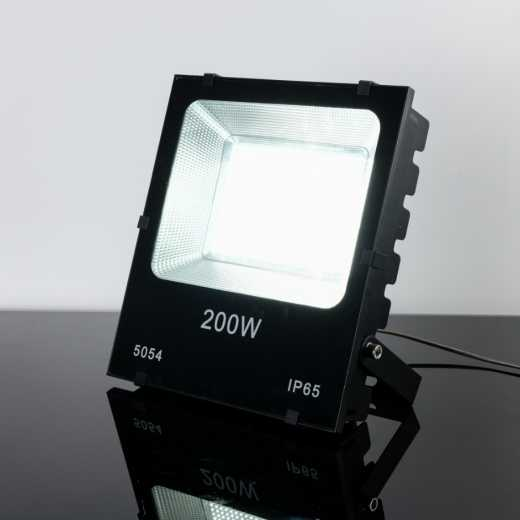 Floodlight floodlight black gold