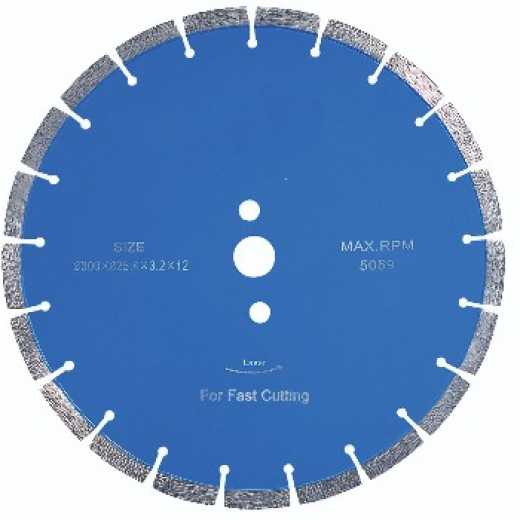Reinforce concrete blade/ floor saw blade/ road cutting saw
