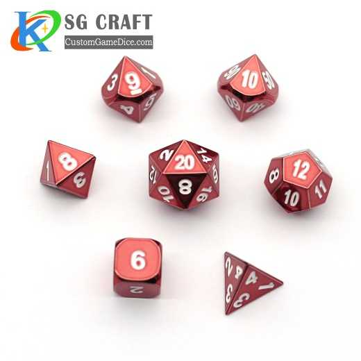 Largest Metal Dice Supplier In China