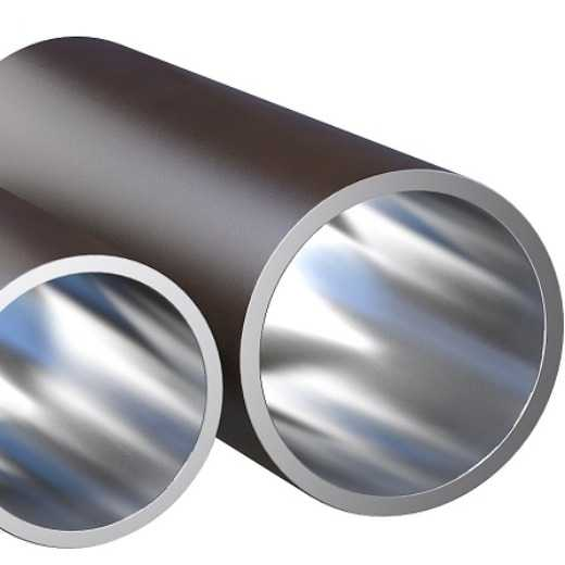 Cold drawn seamless honed steel tube