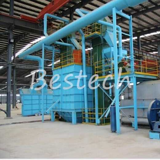 Foundry Clay Sand  Reclamation Production Line